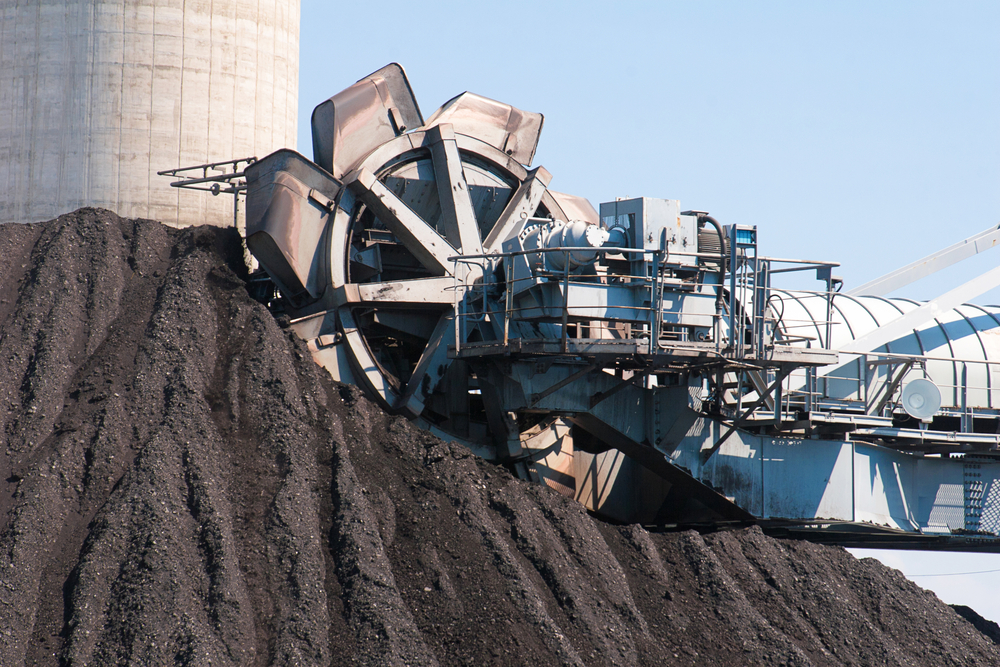 Угольные шахты в россии