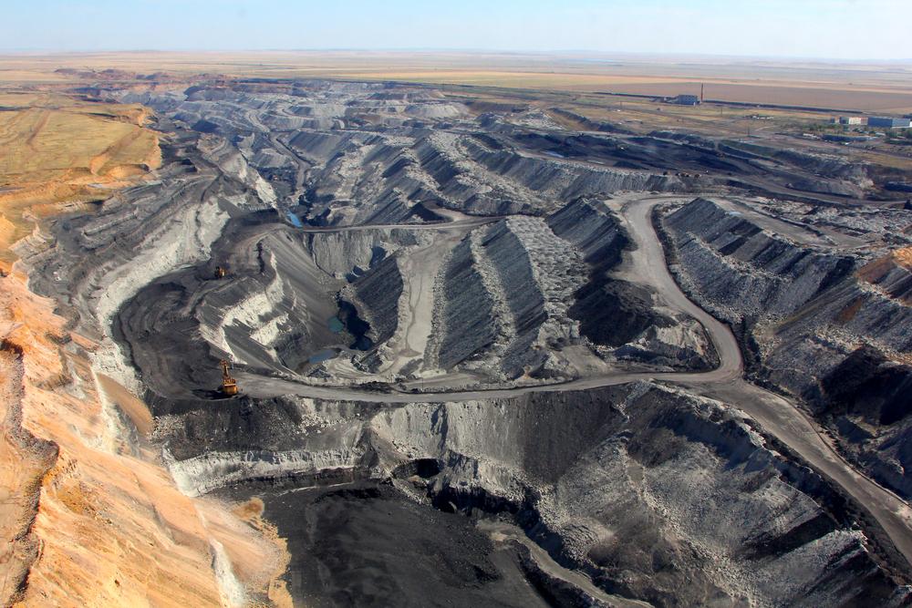 попутная добыча щебня при открытой добыче угля производство, Волгоградская